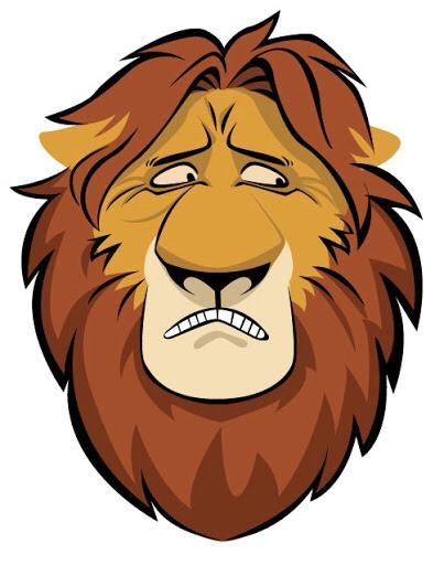 As a Roaring Lion